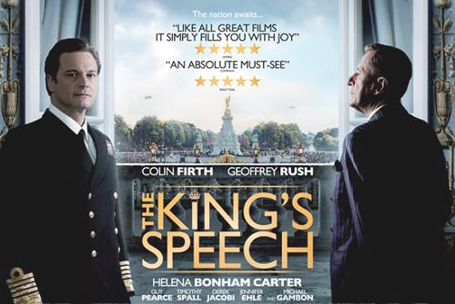 El Discurso Del Rey Colin Firth Interpreta De Forma